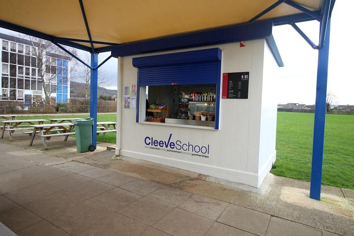 Cleeve School Food Cube