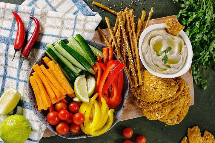 Vegan Food Featured Image